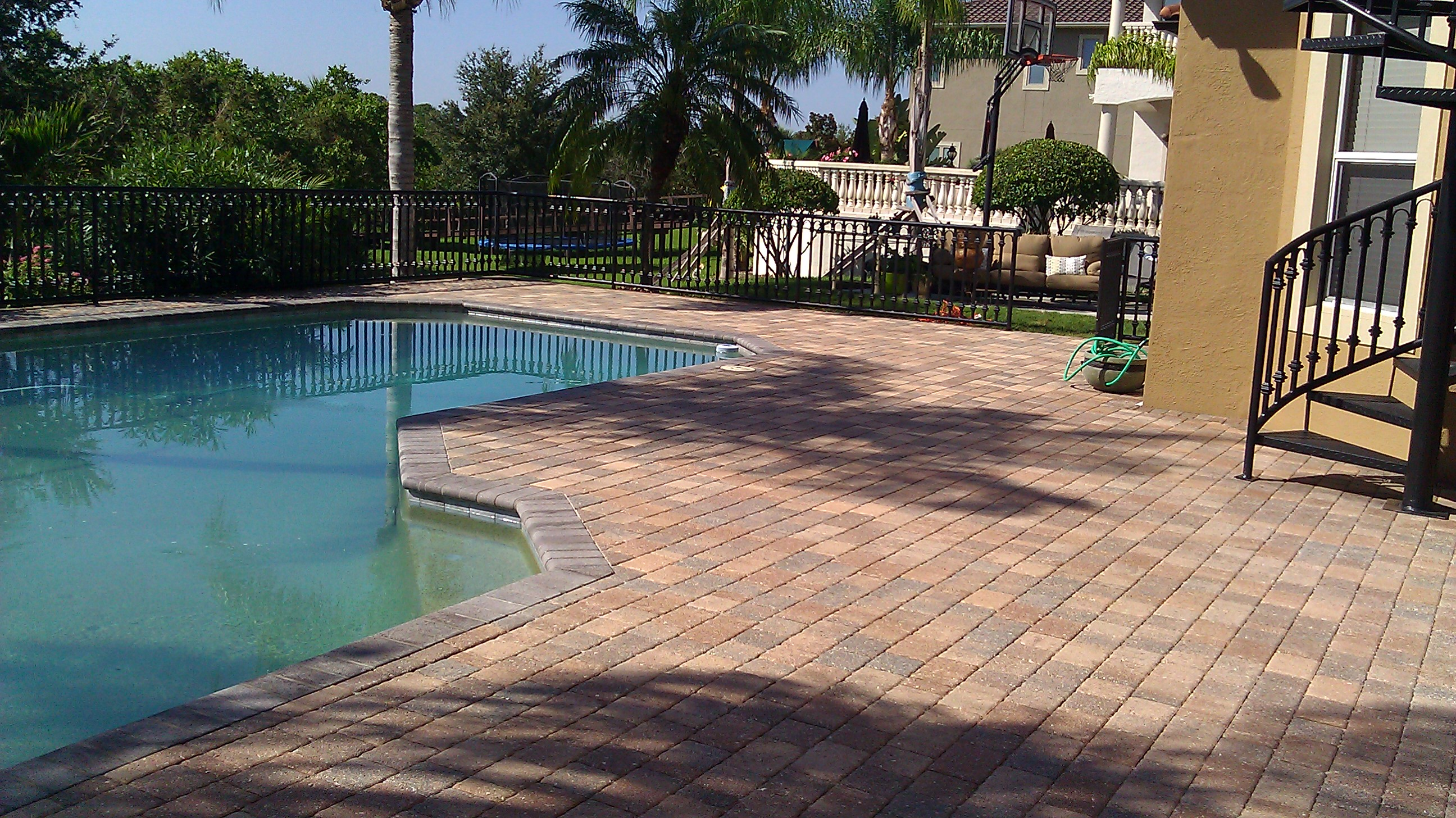 Image Result For Travertine Driveway