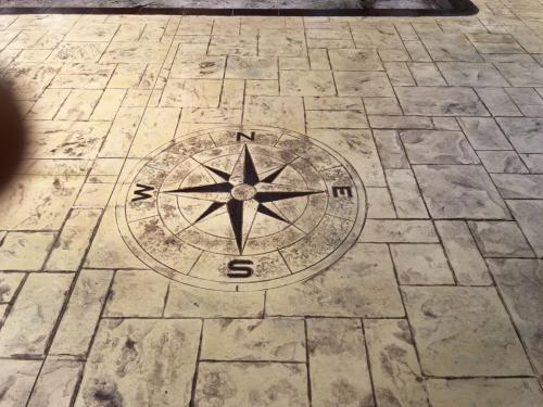 Ashlar SlateIvory Sand / Brown Stone